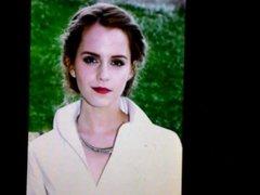 Emma Watson Cum tribute SoP Bukkake