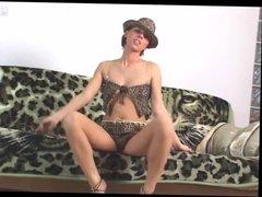 striptease single working mom