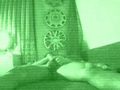 xXx Perverse2DaBone xXx (Night Vision) Homemade Amateur Video Clip