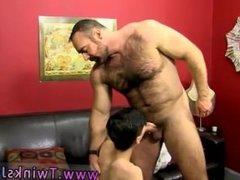 Emo anal brutal Brad slides his beef whistle up Benjamin's butt sans even