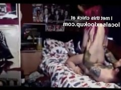 Young Couple Sex Tape Amateur Emo Teen Fucked Hard Orgasm