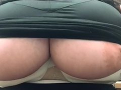 big tits flooping hanging and titty fucking
