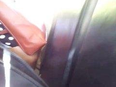 girl up skirt panty on bus srilanka