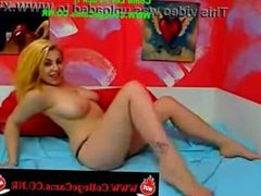 Hottest Teen with the NIcest Pussy Masturbating Webcam - CollegeCams.CO.NR