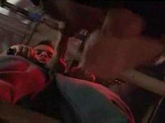 policia follando con preso