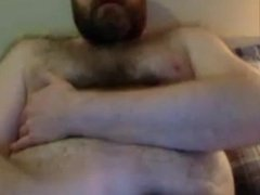 Beefy and hairy guy