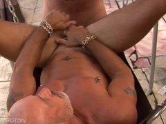 Double Penetrating Cody Valentine