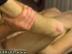 Hot naked emo gay Tucker McKline has no reason not to fail Hunter Starr,