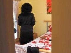 British MILF Danica Collins Gets Spied On