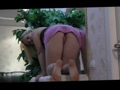 Ally upskirt farts (The fartbabes)