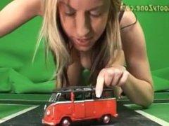 Kathy ButtCrush Van
