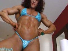 FBB Alina Popa erotic clip