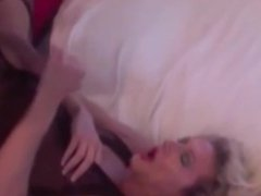 Shemales stroking - Cumming on Their Own Face
