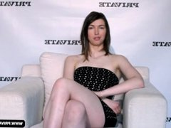 Suzen Seweet in a hardcore anal casting session...