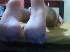 foot fetish hump