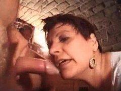 I am Pierced granny threesome sex Pussy piercings