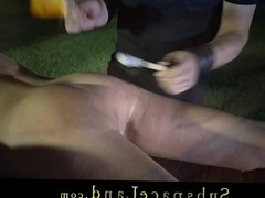 Hottie slaves in corset and netting fiery punished in house