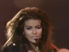 Carmen Electra Every body get on up