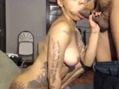 A girl tattooed pornoxxxmovie.com with a big ass fucking and gets sperm