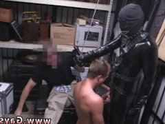 Teen boy sex straight Dungeon master with a gimp