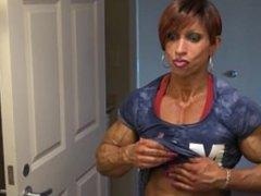 Awesome FBB Virginia Sanchez latina