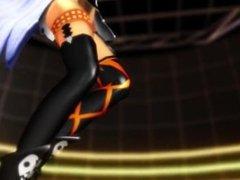 MMD R-18 Alice boost mode Lupin