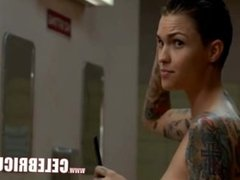 Celebrity Nude Ruby Rose Orange Is The New Black