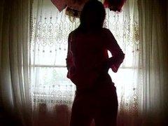 Marta in pajama
