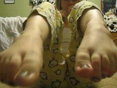 Alaina Self Foot Worship