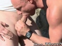 Homo porn gay tube Men At Anal Work!