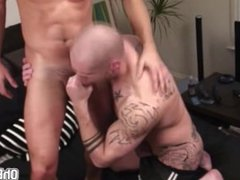 Harleys anal pounds hard by Valentina and his dick