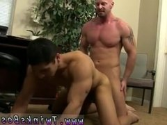 Gay twink porno video first time Pervy manager Mitch Vaughn finally digs