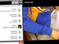 taiwan student play his big dick