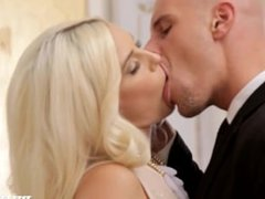 Blanche Bradburry Amazing Beauty Gets Drilled