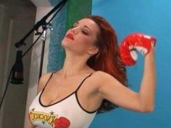 Danielle Riley - Boxer Girl - Part 1