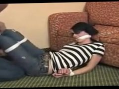 Tied Up in Hotel Room
