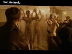 Men's shower room (part3): CFNM in movies & TV shows