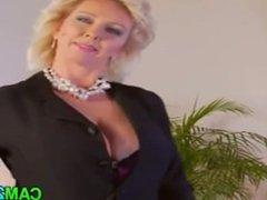 Busty Blonde MILF: Free Busty MILF Porn Video 94