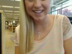 Ameliemay camgirl in public webcam for myfreecams group