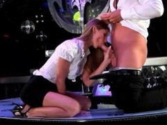 Anjelica Abby Anal at Club Timo
