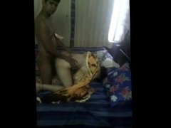 Young Indian Married Couple Sex