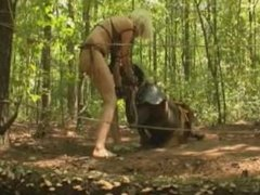 Amazon dismantles helpless male