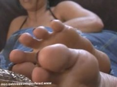 Cum at my feet slave
