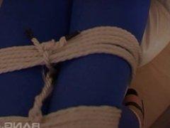 super sexy bondage scene
