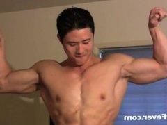 Asian Muscle Worship PT 1