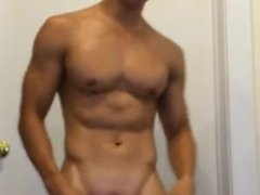 KJELL DRUNK MASTURBATION AND STRIP TEASE - COCK RINGS