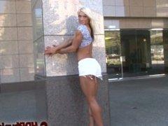 Riki Smead - White Shorts 01