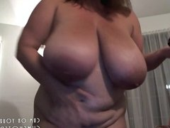 Chubby Camgirl Showing Her Curvy Body