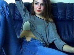 6cam.biz teen koketochka555 playing on live webcam