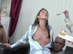 Russian Teen Birthday Fuck